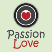 Logo of radio station Passion Love Radio