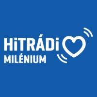 Logo de la radio Hitrádio Milénium