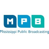 Logo of radio station WMAV-FM Mississippi Public Broadcasting