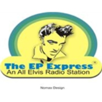 Logo de la radio The EP Express Elvis Gold