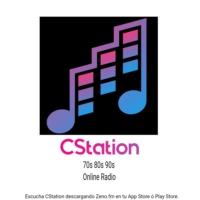 Logo de la radio CSTATION