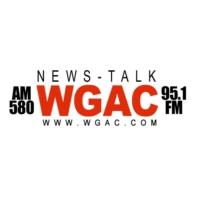 Logo of radio station NewsTalk WGAC
