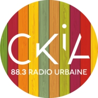 Logo of radio station CKIA 88.3 FM