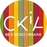 Logo of radio station CKIA 88.3 FM