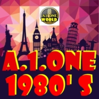 Logo of radio station A.1.ONE.1980' S