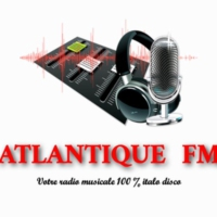 Logo of radio station ATLANTIQUE   FM