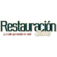Logo of radio station Restauración Stereo