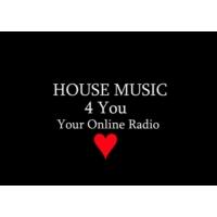 Logo of radio station House Music 4 You
