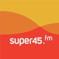 Logo of radio station Super45