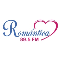 Logo of radio station XHCSI Romántica 89.5 FM