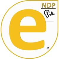 Logo of radio station ENDP Radio
