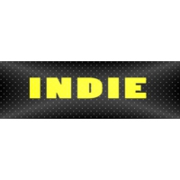 Logo de la radio Бинар - Инди