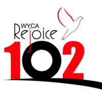 Logo de la radio WYCA The New Rejoice 102