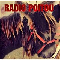 Logo of radio station Radio Poitou