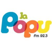 Logo de la radio Radio Popular 92.3