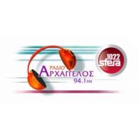 Logo of radio station Ράδιο Αρχάγγελος 94,1