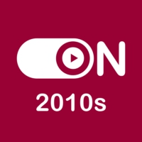 "Logo of radio station ""ON 2010s"""