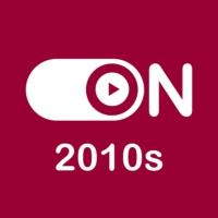 """Logo de la radio """"ON 2010s"""""""