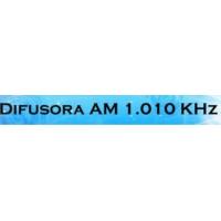 Logo de la radio Radio Difusora 1010 AM
