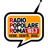 Logo of radio station Radio Popolare Roma
