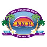 Logo of radio station KKCR 91.9 FM