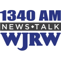 Logo of radio station 1340 WJRW