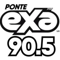 Logo de la radio XHVW Exa FM 90.5 FM