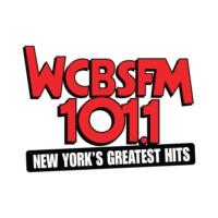 Logo of radio station WCBS-FM 101.1 CBS-FM
