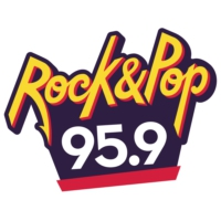 Logo de la radio FM Rock and Pop 95.9
