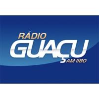 Logo of radio station Rádio Guacu