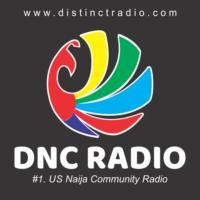 Logo of radio station DNC/Distinct Radio