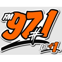 Logo of radio station XHHQ-FM 97.1 Radio