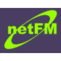 Logo of radio station Net FM