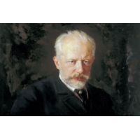 Logo of radio station Radio Art - Pyotr Tchaikovsky