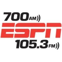 Logo of radio station KXLX 700 ESPN