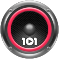 Logo of radio station 101.ru - Russian Dance