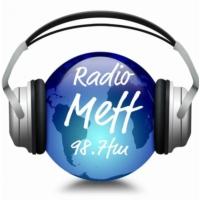Logo de la radio Radio MEFF - Радио МЕФФ