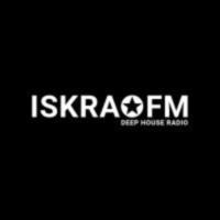 Logo of radio station ISKRA FM