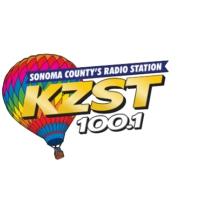 Logo of radio station KZST 100.1