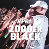 Logo de la radio RPR1. 2000er Black