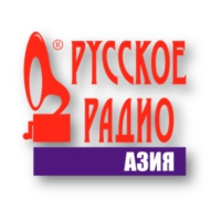 Logo of radio station Русское Радио Азия