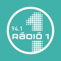 Logo of radio station Rádió 1 Sopron