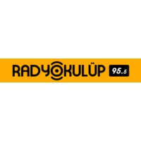 Logo of radio station Radyo Kulüp 95.5