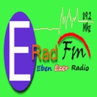 Logo of radio station RADIO EBEN EZER DE LUBUMBASHI