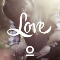 Logo of radio station One FM - Love