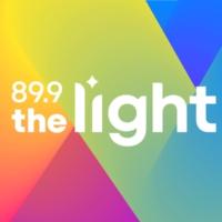 Logo of radio station 89.9 TheLight