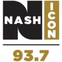 Logo de la radio WJBC 93.7 Nash ICON