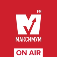 Logo of radio station Радіо МАКСИМУМ
