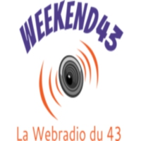Logo of radio station Weekend43