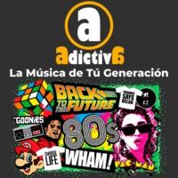 Logo de la radio Adictiva